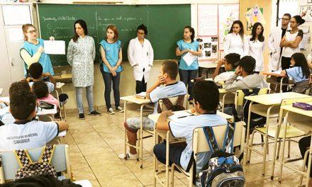 Portugal realiza projeto Aprender a Ser Saudável