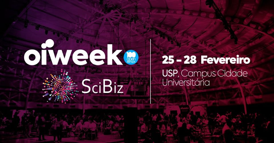 Até 28/2, na USP, SciBiz debate Ciência e Inovação