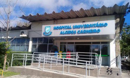 HUAC: 730 ações de saúde bucal em pacientes internados