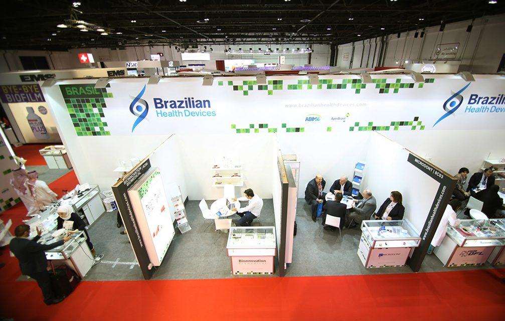 Apex-Brasil e Abimo levam indústria nacional para o mundo