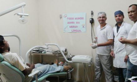 Atendimento odontológico a 5 aldeias indígenas de RO