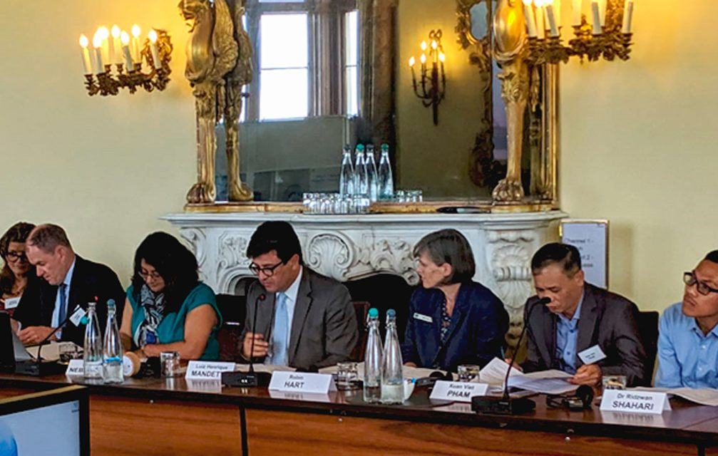Saúde Pública: Brasil e Reino Unido iniciam cooperação