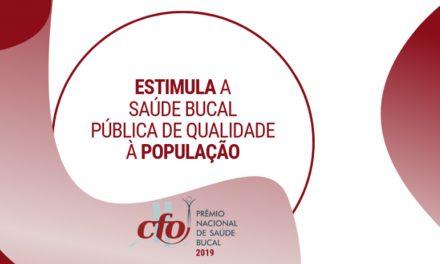 31/7: Prazo Prêmio Nacional CFO de Saúde Bucal para SP