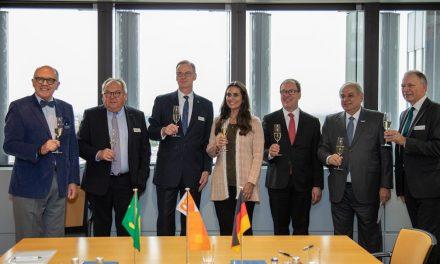 Abimo na Feira Médica de Dusseldorf: 35 empresas geram 2,5 milhões em negócios