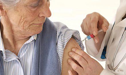 Idosos, os primeiros a receber vacina contra gripe