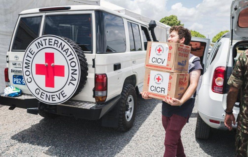 Cruz Vermelha doa material de desinfecção a comunidades vulneráveis de Brumadinho