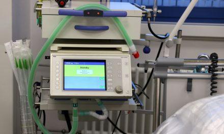 Saúde: 1 bilhão para aquisição de 15 mil respiradores
