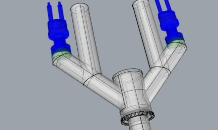 Válvula amplia uso de ventiladores respiratórios