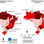 Ipsos: Brasil e Espanha, os mais impactados pela pandemia