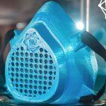 Jovens dentistas criam máscara digital contra o coronavírus