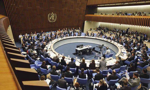 156 Economias Mundiais assinam a instalação COVAX