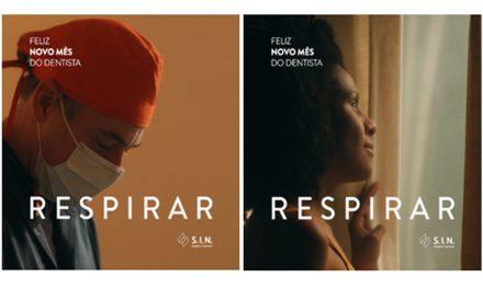S.I.N. lança campanha Respirar: o amor e o cuidado com quem se ama