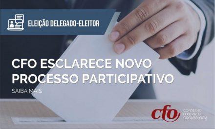 03/11 – CROSP convoca Assembleia para Delegado-Eleitor do CFO e suplente
