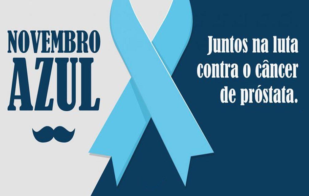 Novembro Azul é hora da saúde masculina