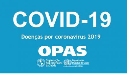 OMS e Opas oferecem Guia em português sobre doenças do coronavírus -19