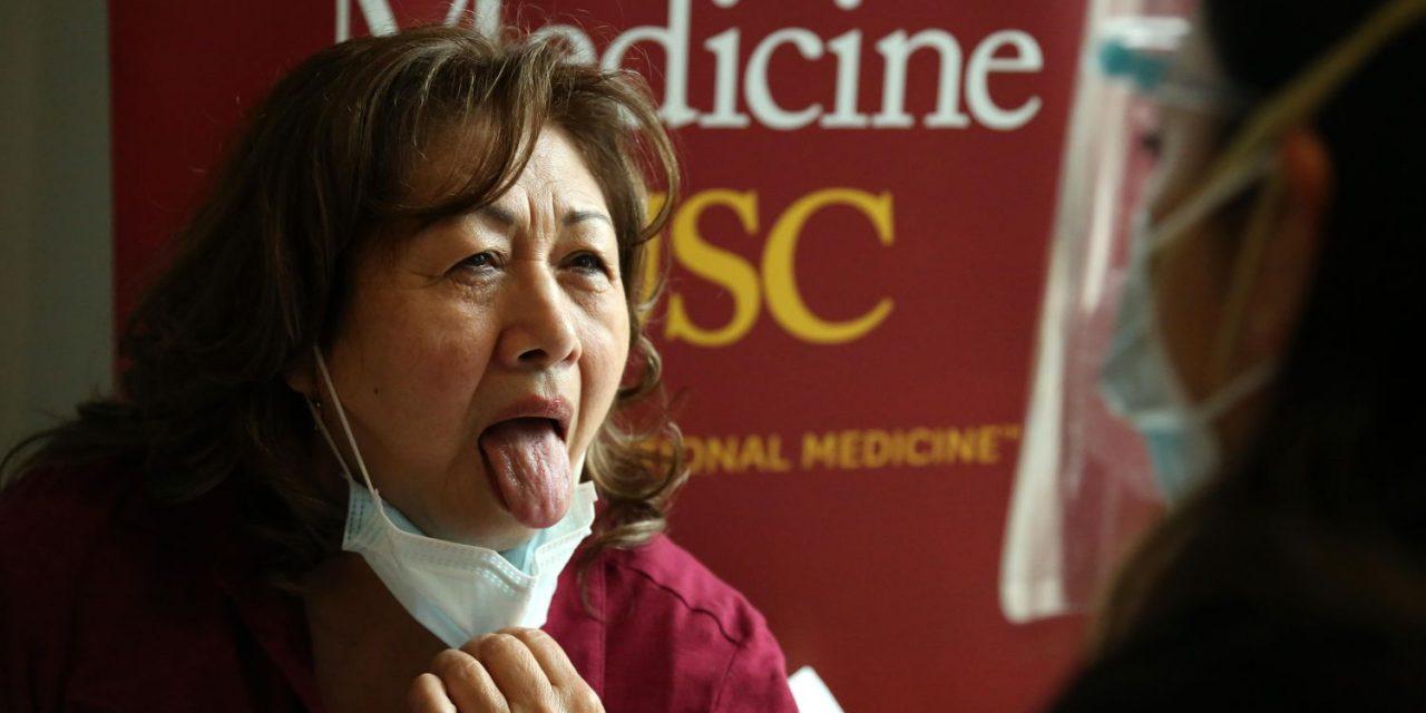 """Língua COVID"": CDs incentivados aos sintomas na cavidade oral"