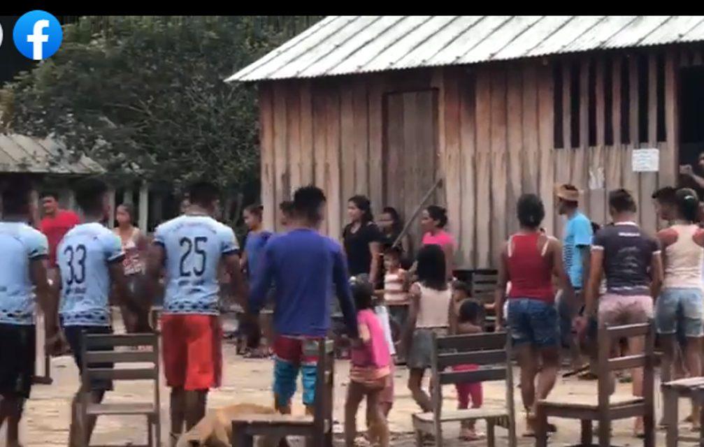 Projeto Social na Amazônia reúne voluntários para atuar com indígenas do PA