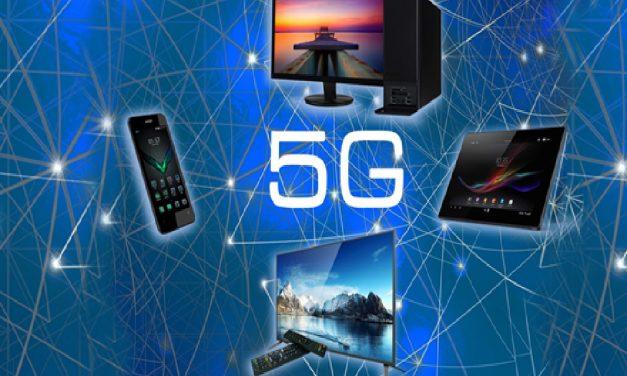 5G criará oportunidades à áreas de saúde, agricultura e indústria