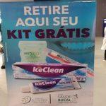 Em 5 estações de metrô, campanha de prevenção com kits de higiene bucal