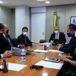 Em reunião com o Ministro da Saúde, CFO busca melhoria do atendimento odontológico e valorização da categoria