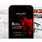 S.I.N. lança segunda edição da Implantat Magazine, revista para profissionais da Odontologia