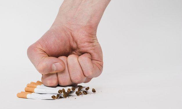Manifesto pelo controle do tabaco já