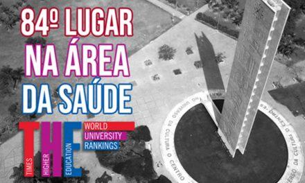 USP é a 84ª melhor universidade do mundo na área da saúde